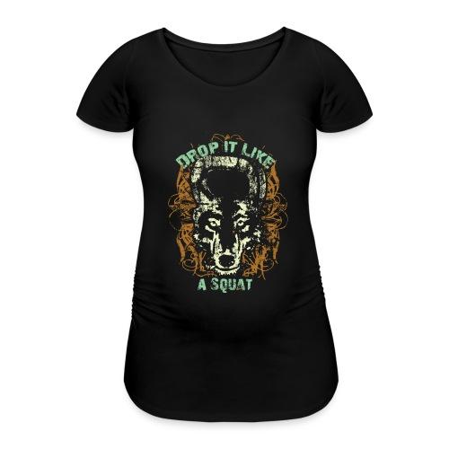 Army DILAS - Vrouwen zwangerschap-T-shirt
