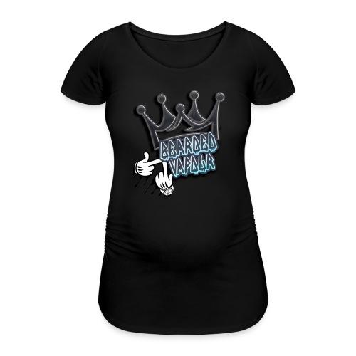 all hands on deck - Women's Pregnancy T-Shirt