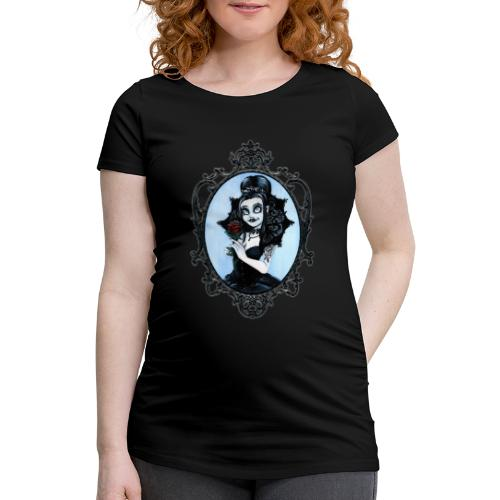 Model of the Year 2020 Lilith LaVey - Women's Pregnancy T-Shirt