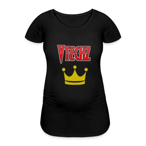Vtechz King - Women's Pregnancy T-Shirt