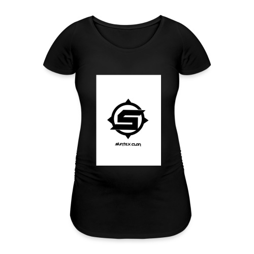 Syntex Clan - Gravid-T-shirt dam