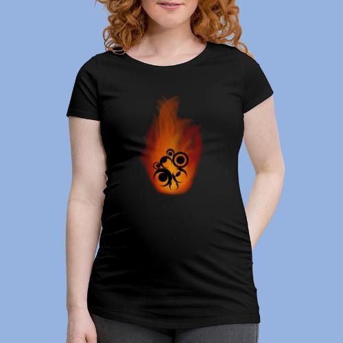 Should I stay or should I go Fire - T-shirt de grossesse Femme