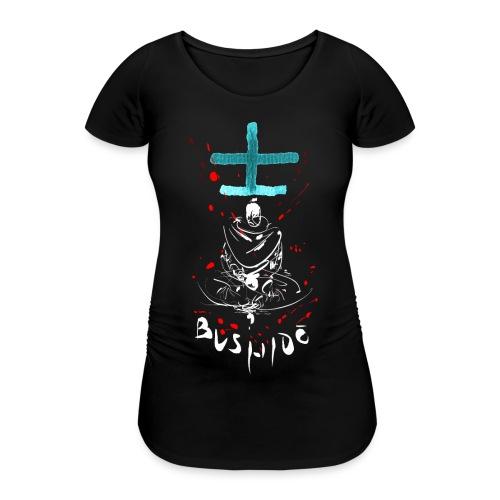 Bushido - Der Weg des Kriegers - Women's Pregnancy T-Shirt