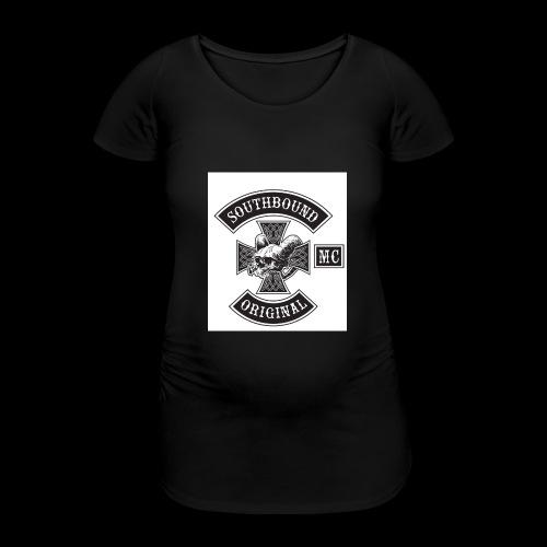 SOUTHBOUND - Naisten äitiys-t-paita