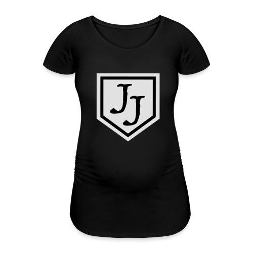 JJ logga - Gravid-T-shirt dam