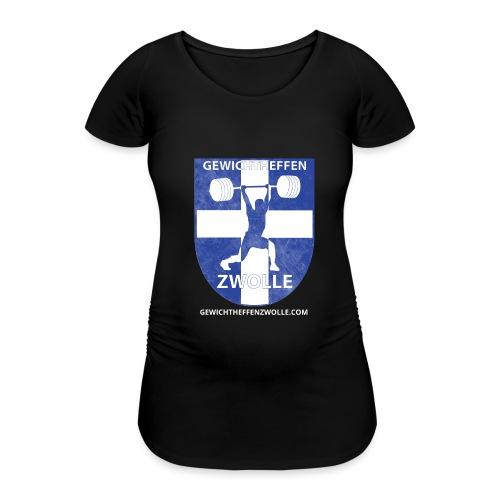 Merchandise - Vrouwen zwangerschap-T-shirt
