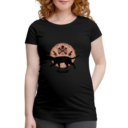 Catwalk - Frauen Schwangerschafts-T-Shirt