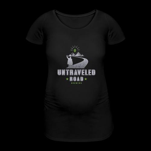 Industrial Hoodie - Frauen Schwangerschafts-T-Shirt