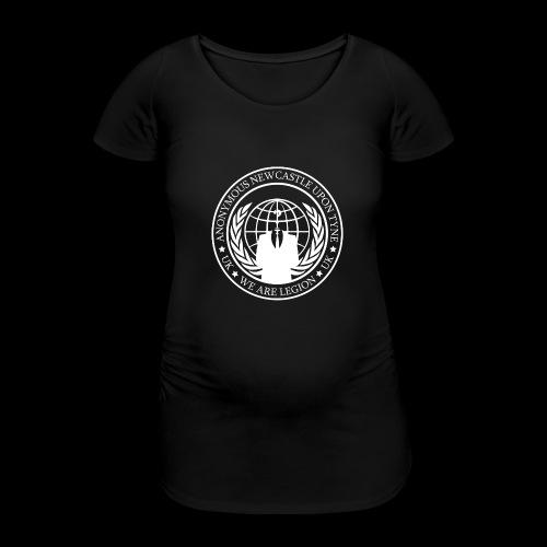 Anonymous Newcastle Upon Tyne - Women's Pregnancy T-Shirt