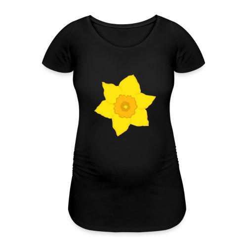 Osterglocke - Frauen Schwangerschafts-T-Shirt