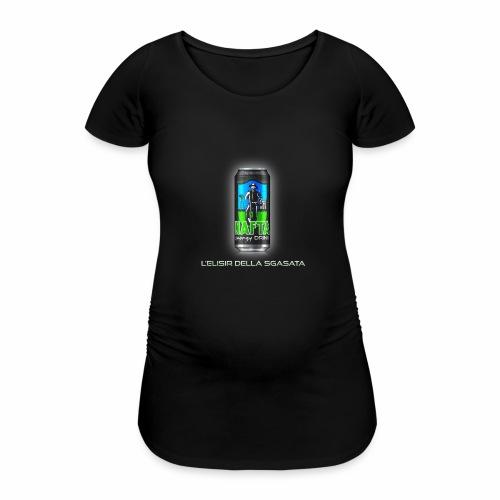 Nafta Energy Drink - Maglietta gravidanza da donna