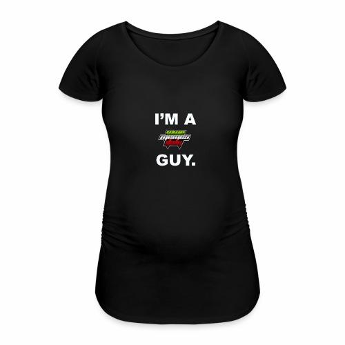 I'm a WMItaly guy! - Maglietta gravidanza da donna
