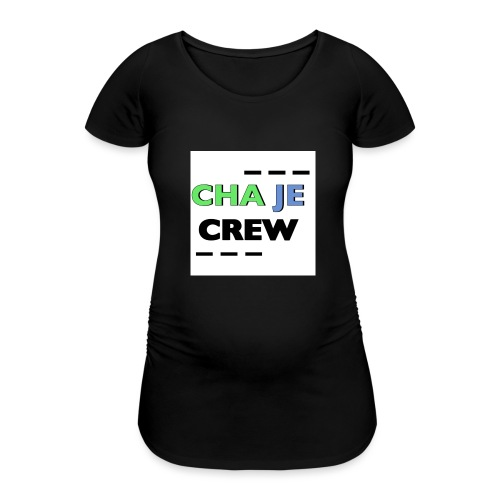 Chajecrew Cases - Women's Pregnancy T-Shirt
