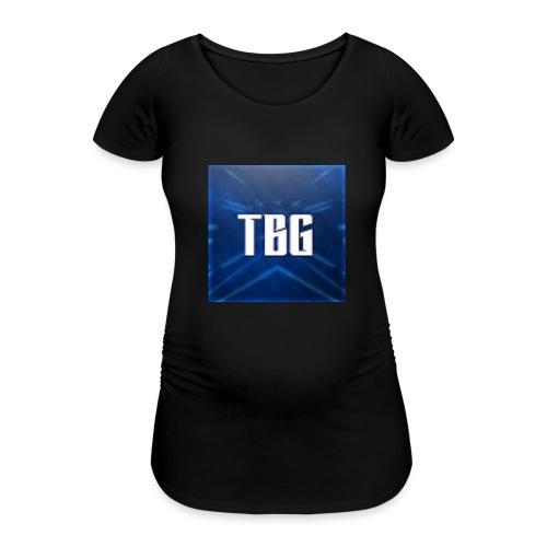 TBG Muismat - Vrouwen zwangerschap-T-shirt