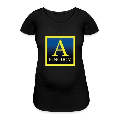 Animal_Kingdom_Bear - Maglietta gravidanza da donna
