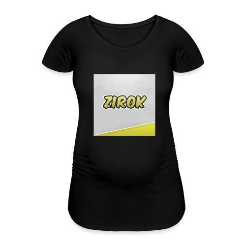 Mobile Covers ZiroK - Women's Pregnancy T-Shirt