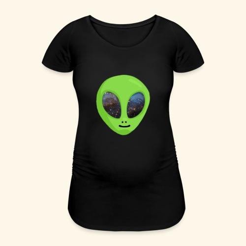 ggggggg - Vrouwen zwangerschap-T-shirt