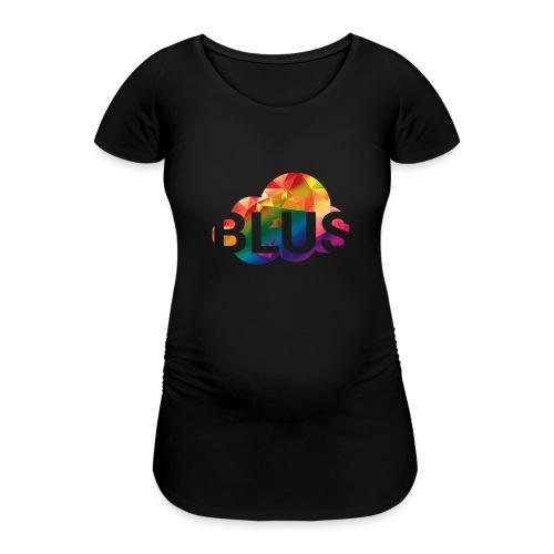 BURNER Logo - Women's Pregnancy T-Shirt