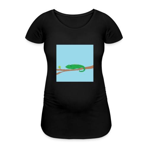 Kameleron - Vrouwen zwangerschap-T-shirt