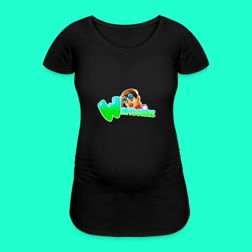 Character ^^ - Women's Pregnancy T-Shirt
