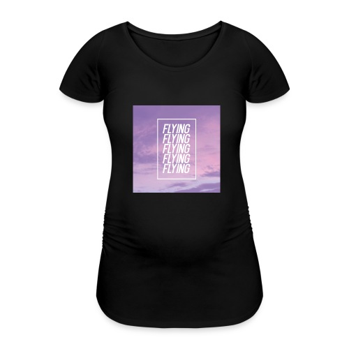 Flying - T-shirt de grossesse Femme