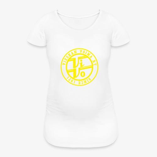 ViVoPAITA transparent - Naisten äitiys-t-paita