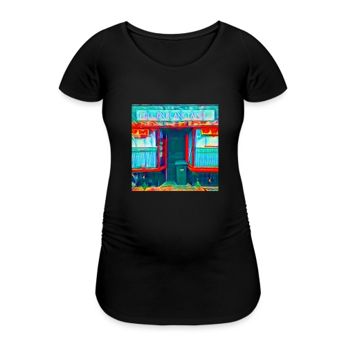 Roll On Blank Tapes - Women's Pregnancy T-Shirt