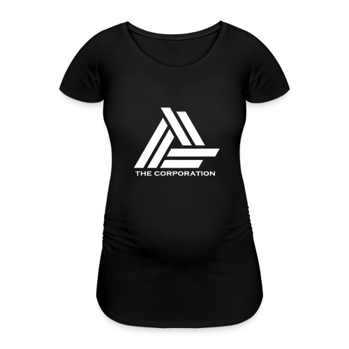 wit metnaam keertwee png - Women's Pregnancy T-Shirt