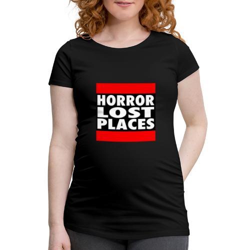 Horror Lost Places - Frauen Schwangerschafts-T-Shirt