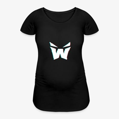 MAN'S VORTEX DESIGN - Women's Pregnancy T-Shirt