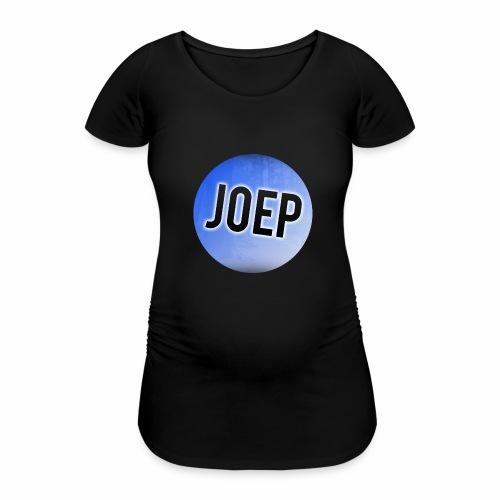 vrouwen sweater met logo van joep - Vrouwen zwangerschap-T-shirt
