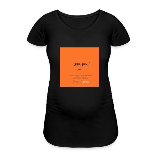 Cover Back delta. plane - T-shirt de grossesse Femme