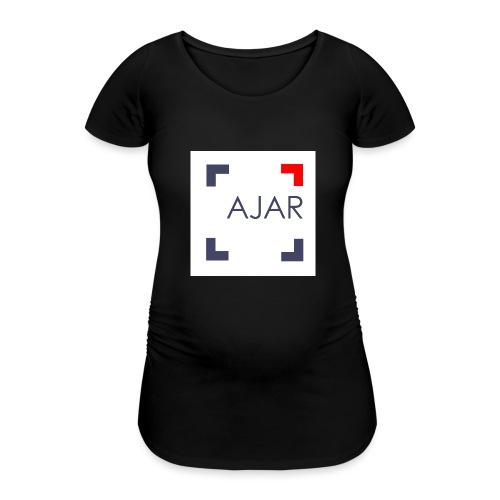 AJAR Logo - T-shirt de grossesse Femme
