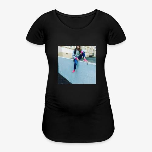 Veste Gwen chap - T-shirt de grossesse Femme