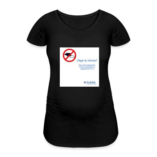 AntiAik - Gravid-T-shirt dam