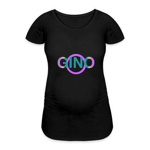Gino - Vrouwen zwangerschap-T-shirt