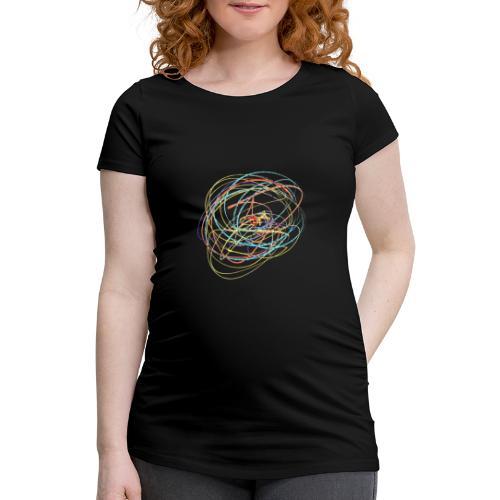 Change Direction - Women's Pregnancy T-Shirt
