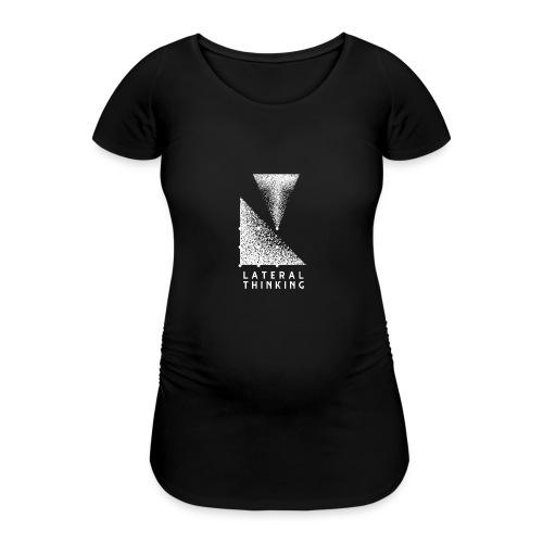 Lateral Thinking - T-shirt de grossesse Femme