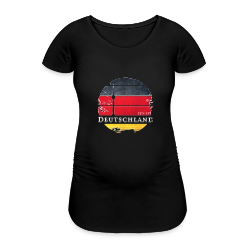 DEUTSCHLAND 2 - Women's Pregnancy T-Shirt