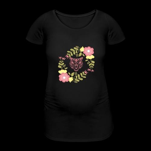 Tee-shirt TIGRE - T-shirt de grossesse Femme