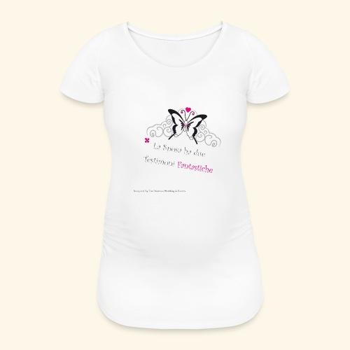 Testimoni Nozze - Maglietta gravidanza da donna