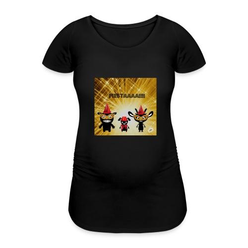 Fiestaaa - T-shirt de grossesse Femme