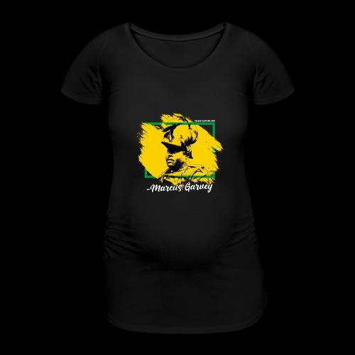 MARCUS GARVEY by Reggae-Clothing.com - Frauen Schwangerschafts-T-Shirt