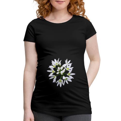 TIAN GREEN Garten - Bärlauch 2020 01 - Frauen Schwangerschafts-T-Shirt