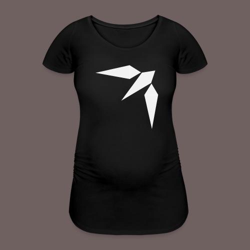 GBIGBO zjebeezjeboo - Rock - Hirondelle - T-shirt de grossesse Femme