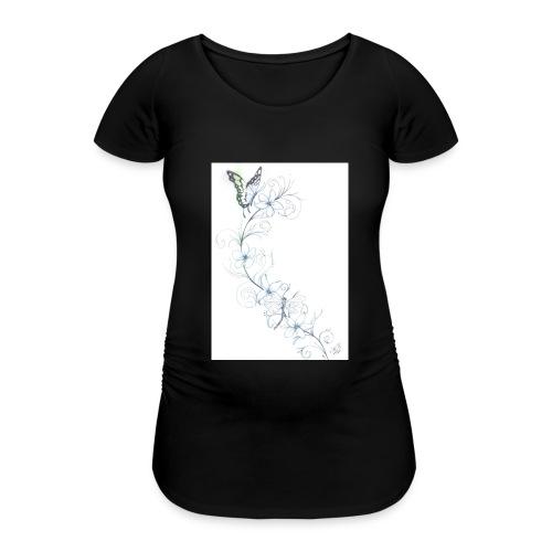 belleza de la naturaleza - Camiseta premamá