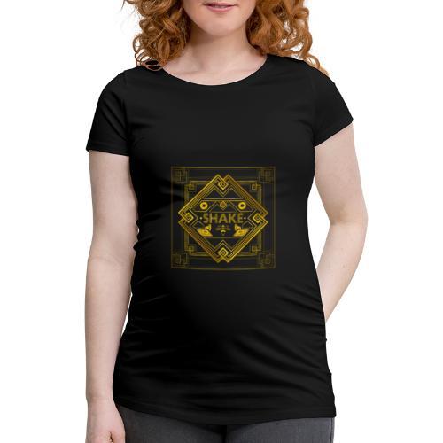 AlbumCover 2 - Women's Pregnancy T-Shirt
