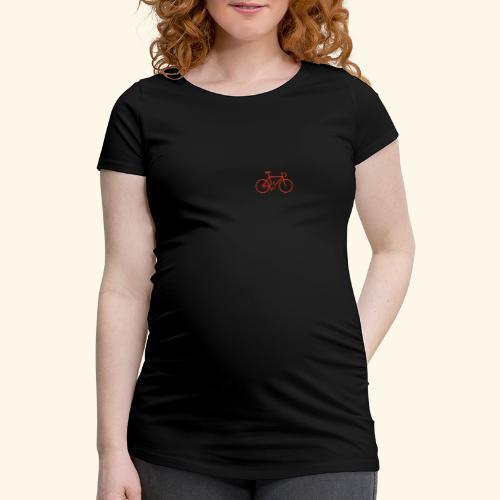 Rennrad, Race-Bike, Velo - Frauen Schwangerschafts-T-Shirt