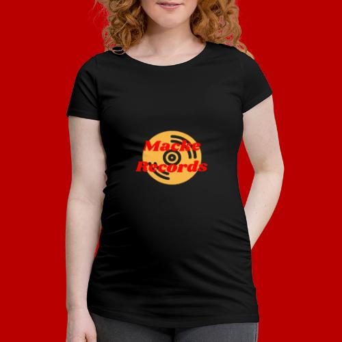 mackerecords merch - Gravid-T-shirt dam