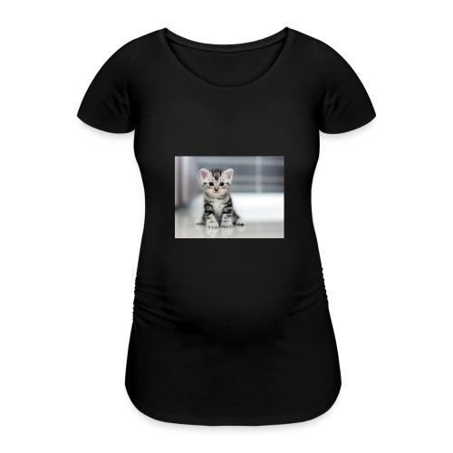 accesoires chat - T-shirt de grossesse Femme